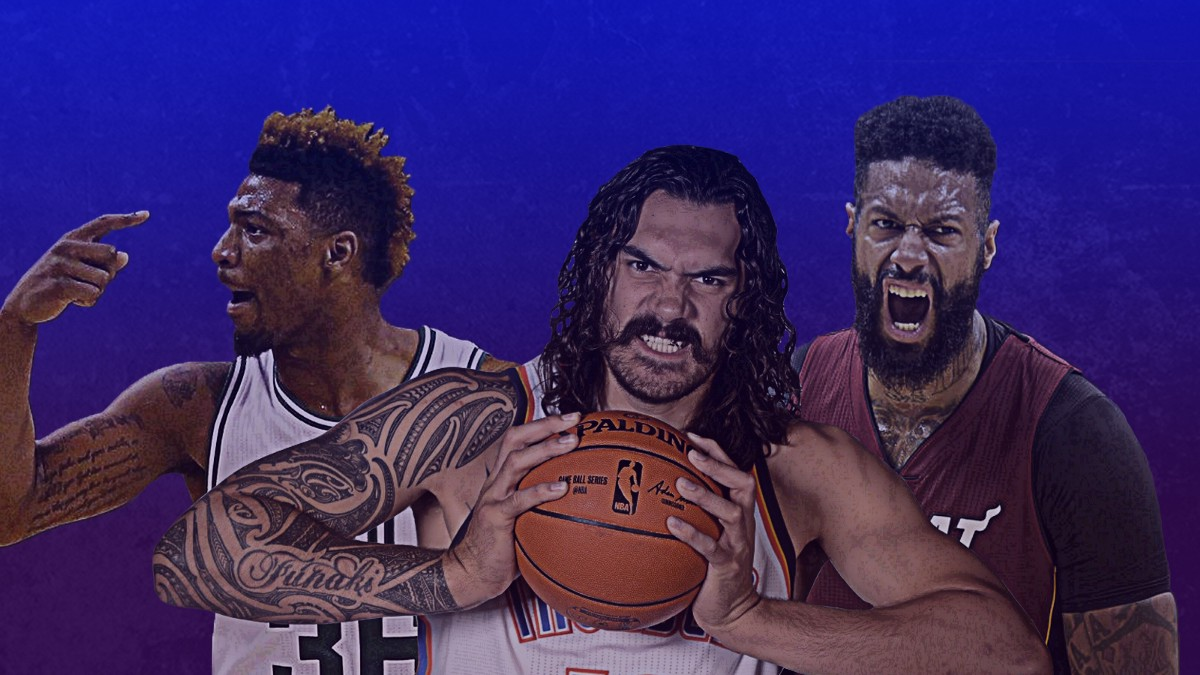 The All Nba Fight Team These Are The Men Who Shall Follow Ye By Serge Grandstand Central Medium