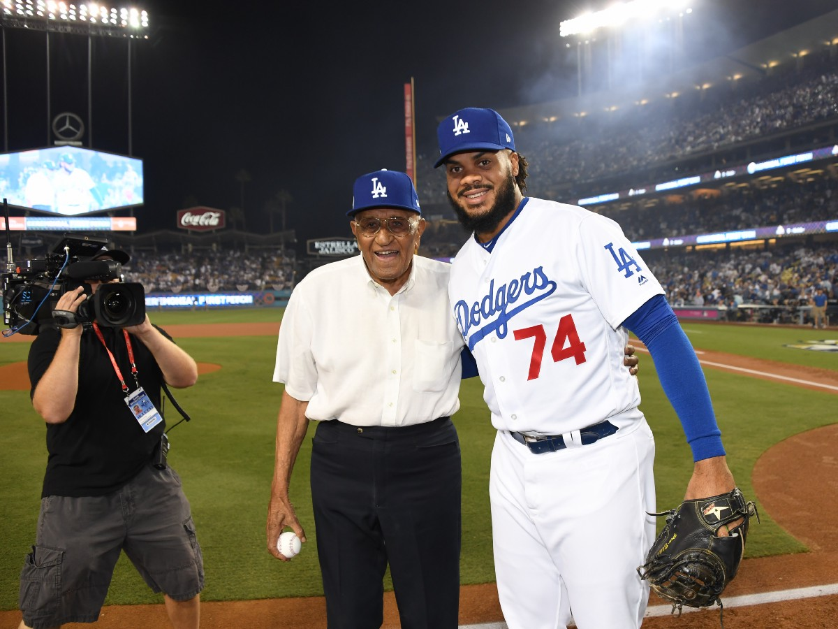 Dodgers to wear uniform patch to honor Don Newcombe   by Rowan ...