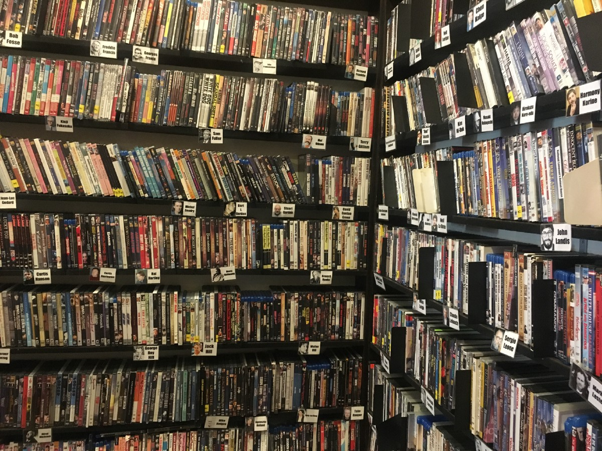 In Search of the Last Great Video Store - The Black List Blog