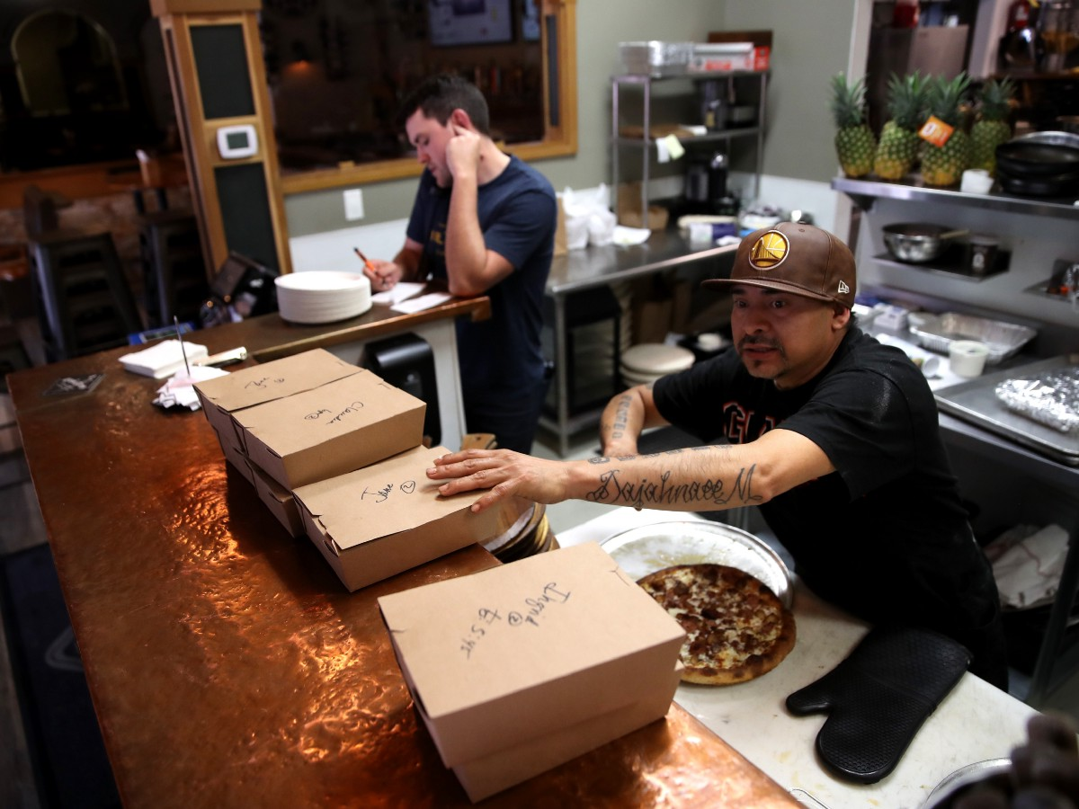 What San Francisco Restaurants Are Offering Takeout And Delivery Amid Covid 19 The Bold Italic