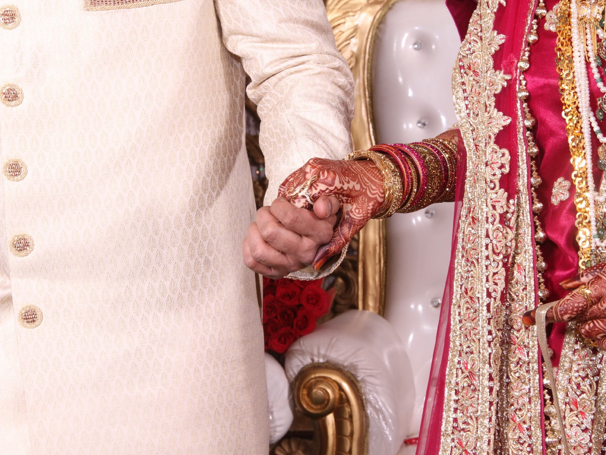 How I Found Love in An Arranged Marriage