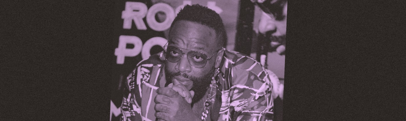 A photo of Rick Ross