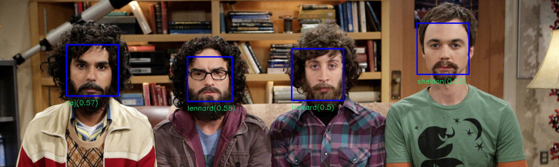 Node js + face-recognition js : Simple and Robust Face Recognition