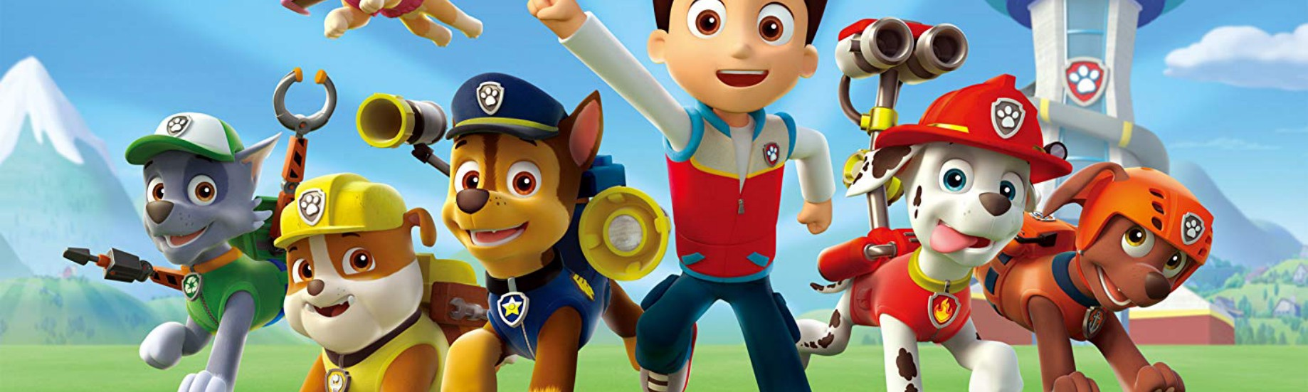 The Misogyny and Authoritarianism of 'Paw Patrol' - Featured Stories