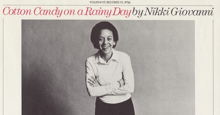 The Power of Listening to Nikki Giovanni's 'Cotton Candy on a Rainy Day'