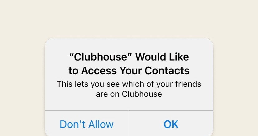 Clubhouse Is Suggesting Users Invite Their Drug Dealers and Therapists