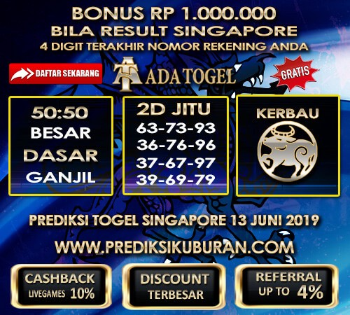 angka main togel singapore