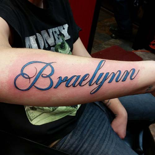 60 Name Tattoos To Make Your Decision Easier By Tattolover Medium