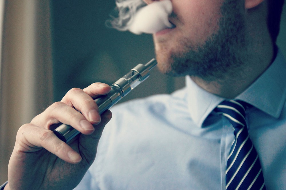 No, a study did not show that E-Cigarette vapor causes lung cancer in mice