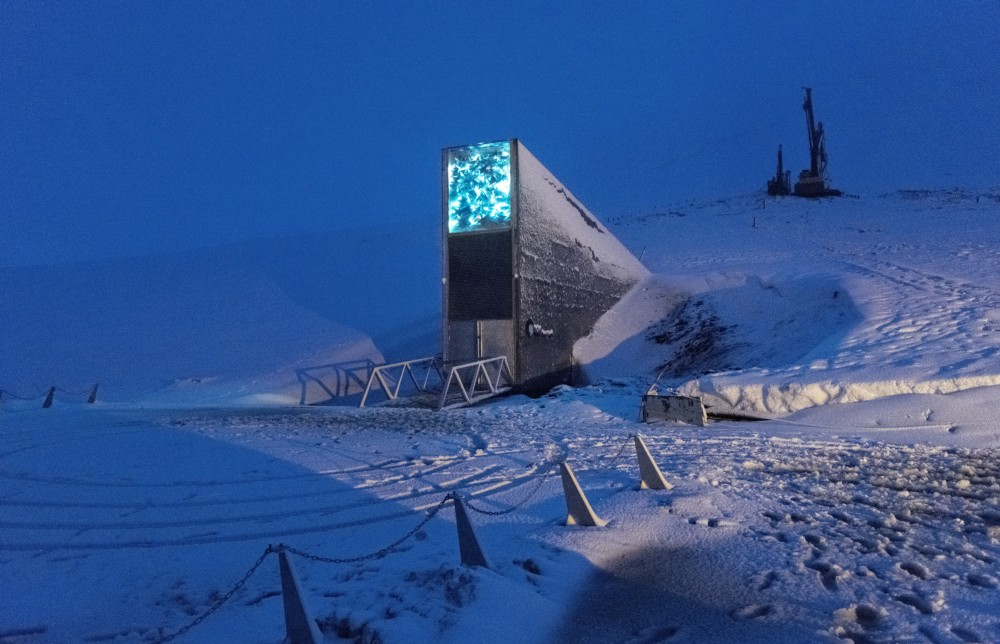 A Warning Cry From The Doomsday Vault By Bloomberg Bloomberg