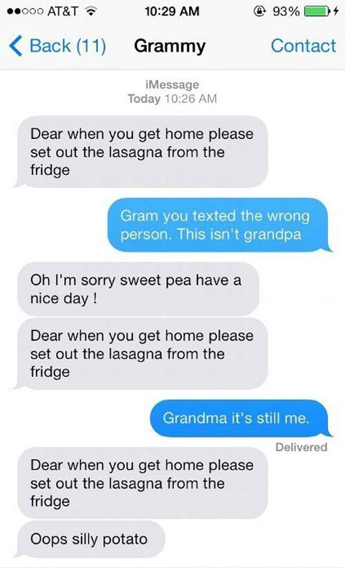 The Funniest Text Messages on the Internet! - Agent Double