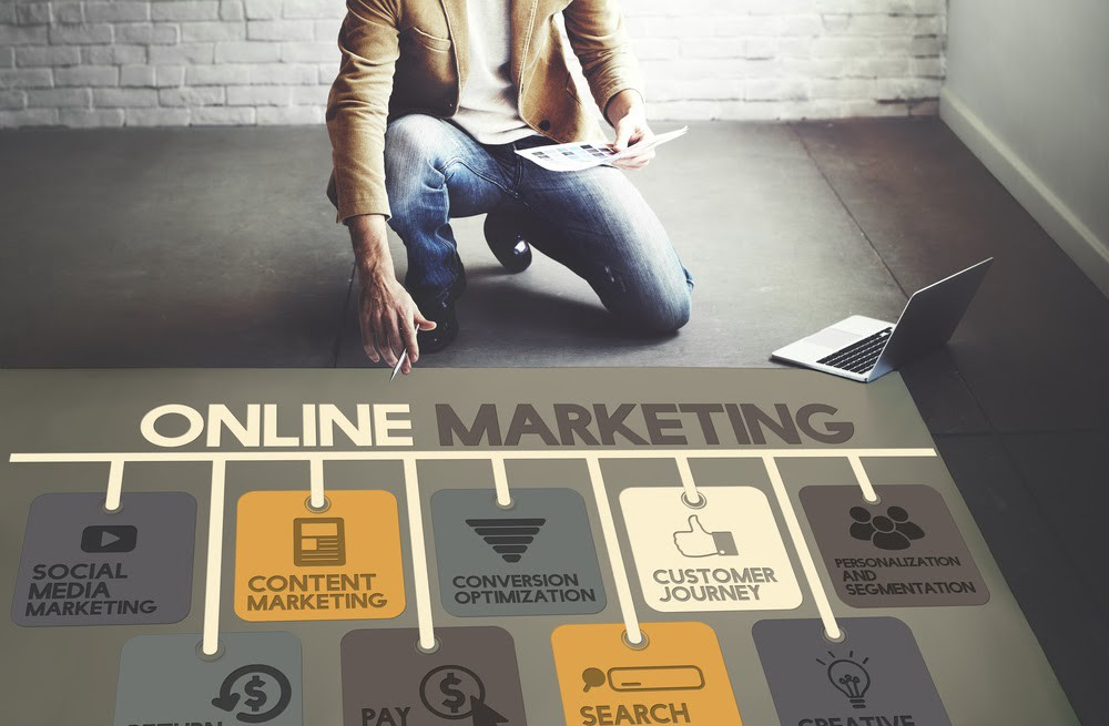 Difference btw Digital and traditional marketing