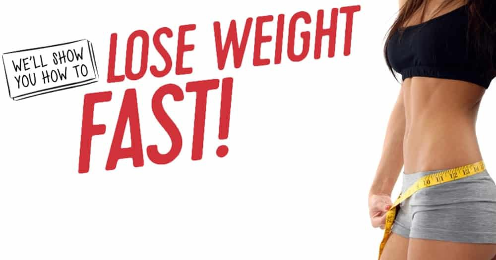 Weight loss tactics that really do work