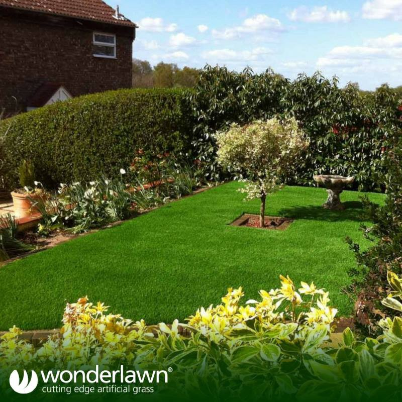 How Much Does Artificial Gr Cost Vs Real Turf Wonderlawn