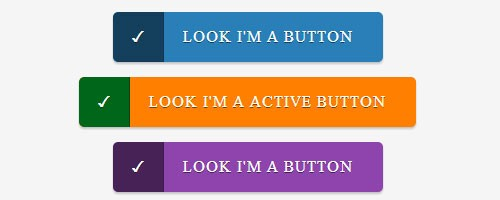 40+ CSS3 Button Examples With Effects & Animations - Bradley