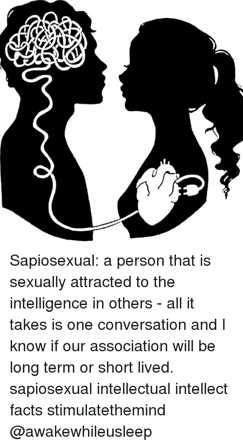The Dark Truth Behind Sapiosexuals - James Whelan - Medium