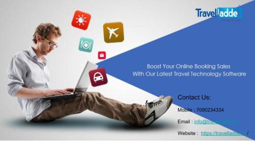 B2B Portal For Travel Agents | B2B Tour Packages — TRAVELLADDER