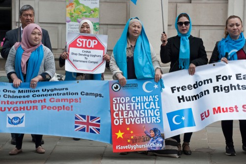 Chinese treatment of Uyghurs a 'crime against humanity' -- Amnesty
