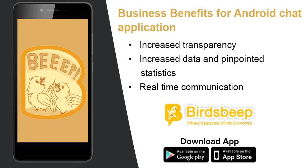Business Benefits for Android Chat Application - William