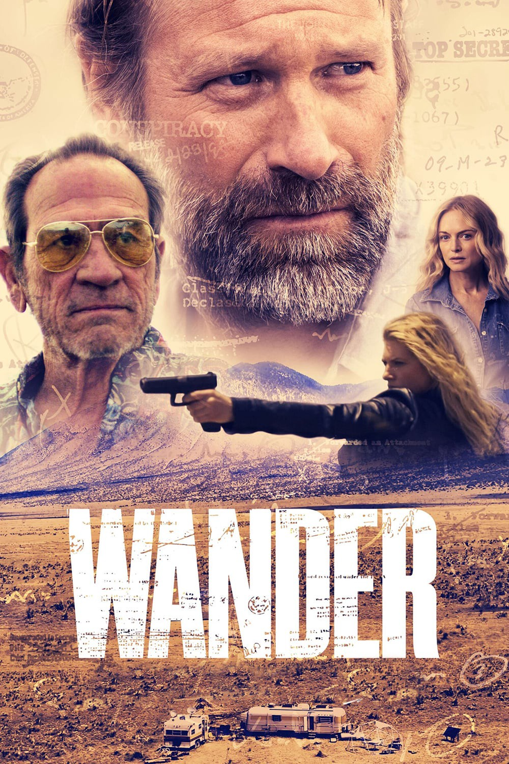 Wander) ~ 2020 HD ONLINE | (720p) | Wander [2020] HD-720p ('conspiracy cover up')