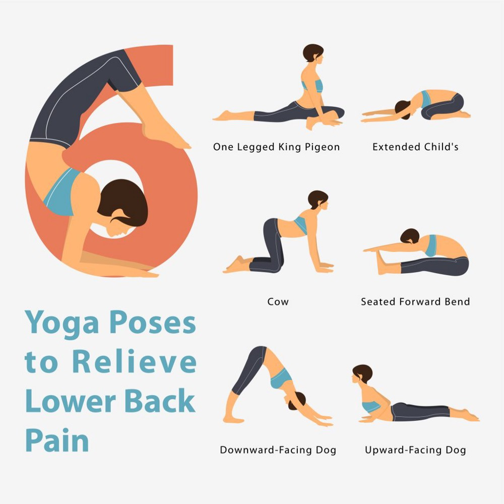 Yoga For Low Back Pain Pregnancy