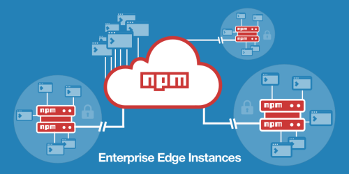 Edge node architecture with npm Enterprise - npm, Inc  - Medium