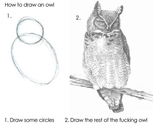 https://knowyourmeme.com/memes/how-to-draw-an-owl