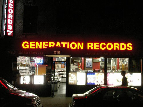 A Guide To Greenwich Village's Record Stores - NYU Local