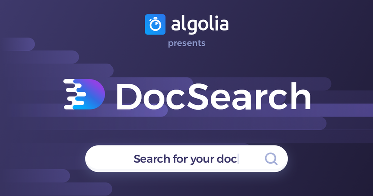 Docsearch social