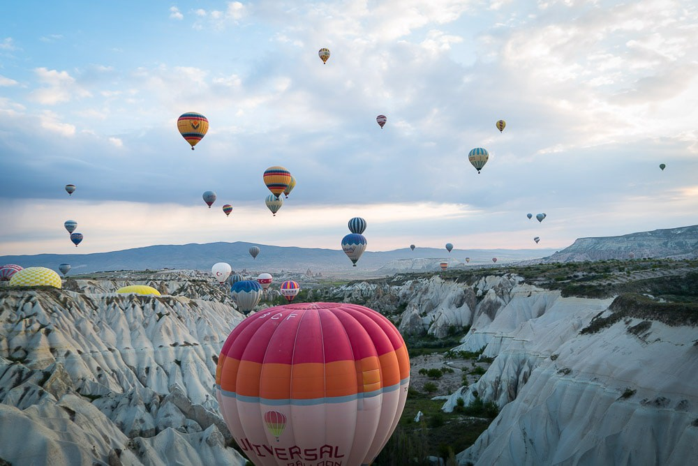 Cappadocia Hot-Air Balloon — 5 Tips for the Best Photos and Experience. |  by Gareth Pickering | Medium