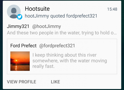 Custom Notifications for Android - Hootsuite Engineering - Medium