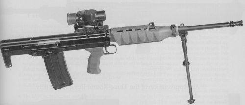 The British Army's Enfield L86 Kind Of Sucked - War Is Boring - Medium