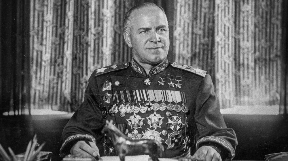The Most Decorated General. Georgi Konstantinovich Zhukov  by