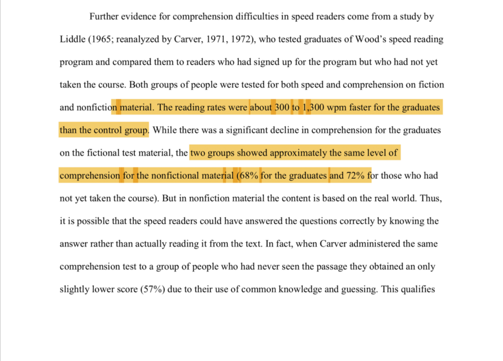 Is Speed Reading A Hoax? A Look At The Evidence  - Jonathan Levi