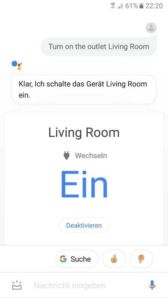 Control Tasmota with Google Assistant/ Home and Alexa
