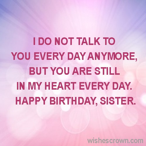 Top 30 Happy Birthday Big Sister Wishes Quotes Funny Sms