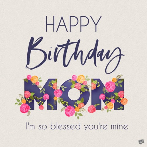 Amazing Best Mom In The World Birthday Wishes For Your Mother Funny Birthday Cards Online Fluifree Goldxyz