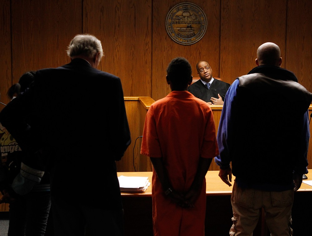 Serving Time Instead of Timeouts: Advocacy for Juveniles in our Judicial System | by Adrien Sanding | Medium