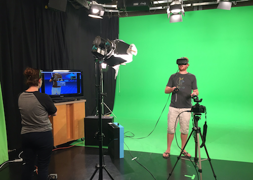 How to Record Virtual Reality with MixCast VR - LlamaZOO