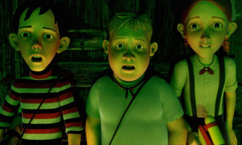 31 Days of Halloween: Day 28 — MONSTER HOUSE (2006) | by Matt Penny | Medium