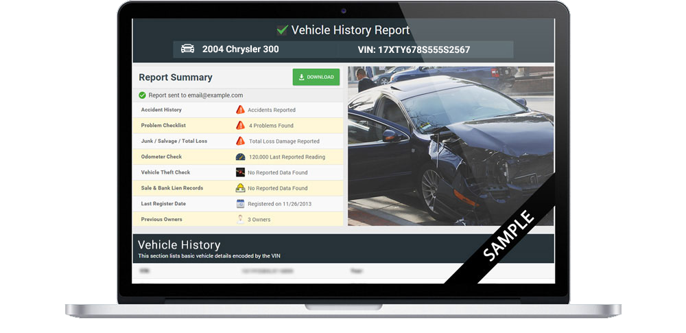 Vehicle History Report Free >> Free Vin Check Full Vehicle History Report Vincheckup