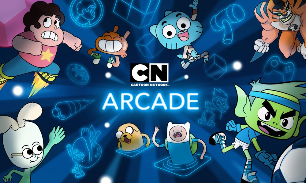 Cartoon Network Launches A New Game App By Kaylee Kuah Medium