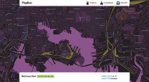 Mapping Baltimore'