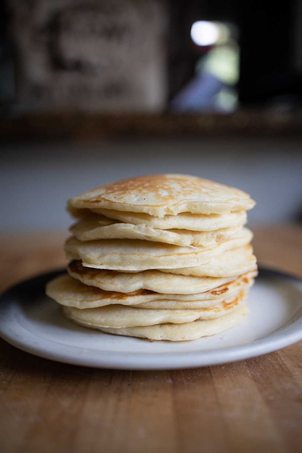 Picture of Stack of Pancakes
