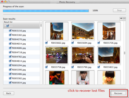 How to Recover Lost Photos/Videos from Sony Cybershot Camera?