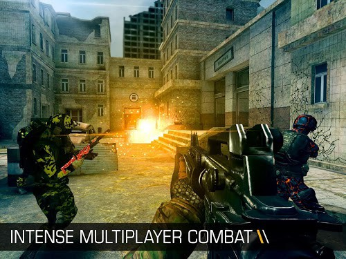 Bullet Force 1 59 Mod Apk + Obb Data [Unlimited Ammo] for