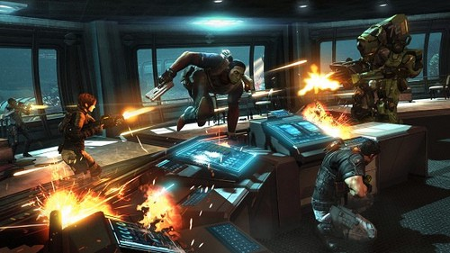 Preview: Insomniac Games' FUSE (PlayStation 3, XBOX 360) on
