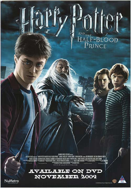 Movie Review Harry Potter And The Half Blood Prince 2009 By Patrick J Mullen As Vast As Space And As Timeless As Infinity Medium
