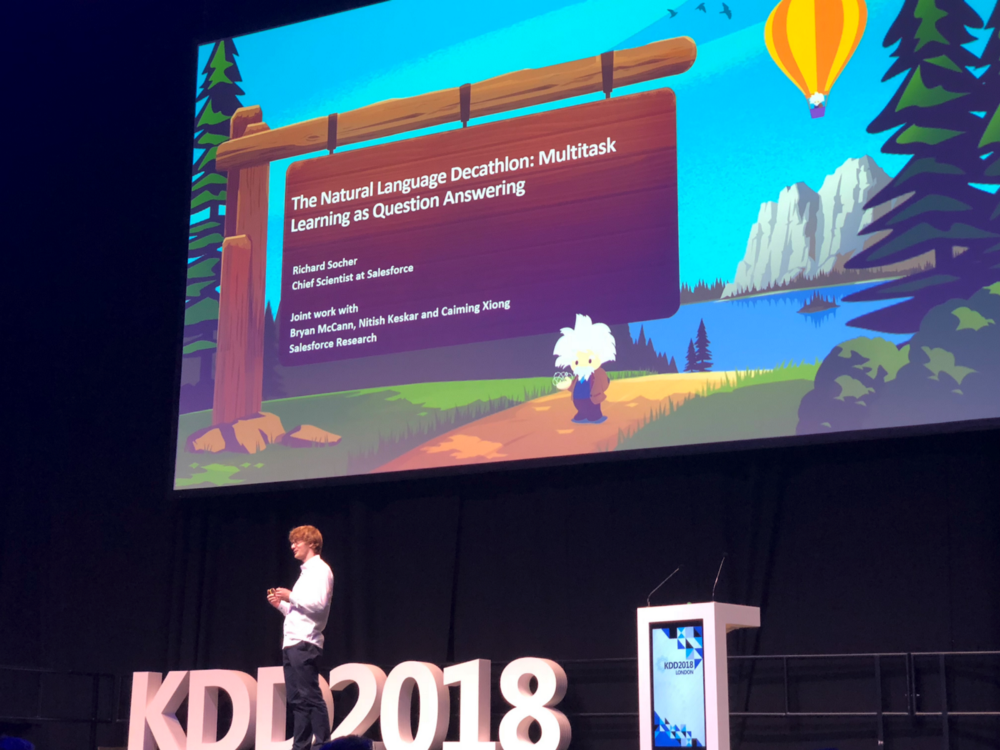 KDD London 2018 - OLX Group Engineering