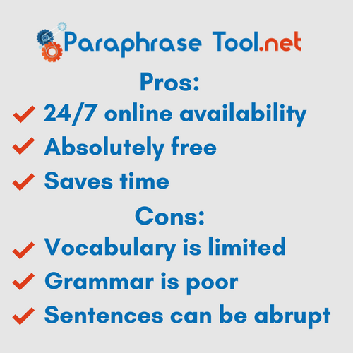 7 Best Paraphrasing Tool To Make Your Life Easier By Paraphrase Net Medium Poem Poetry